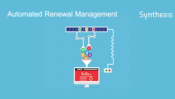 Business impact on not having an automated renewal management system