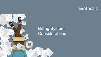 Selecting the Billing Management Solution for your Subscription Business – Seven Factors to Consider
