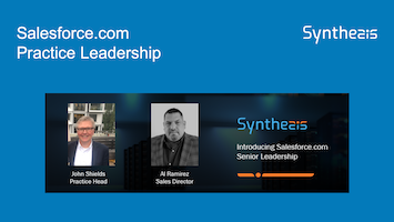 How Synthesis x Salesforce.com Can Transform Your Business