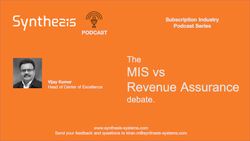 MIS vs Revenue Assurance Debate